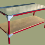 steel mechanics bench
