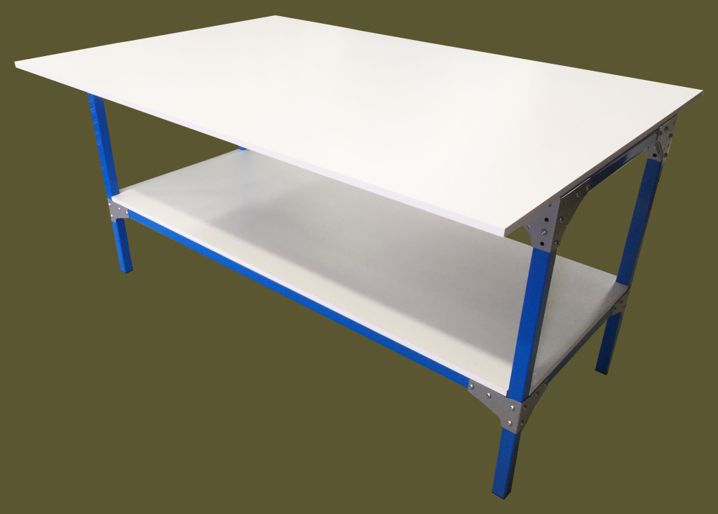 bull work bench stand up work station mtls1812. Black Bedroom Furniture Sets. Home Design Ideas